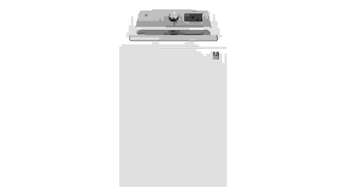 The GE GTW720BSNWS is a top-load washer with crowd-pleasing features.