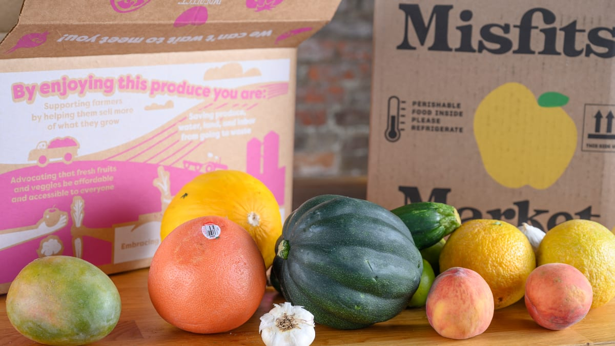 You can order an 'ugly' produce subscription service—but should you?