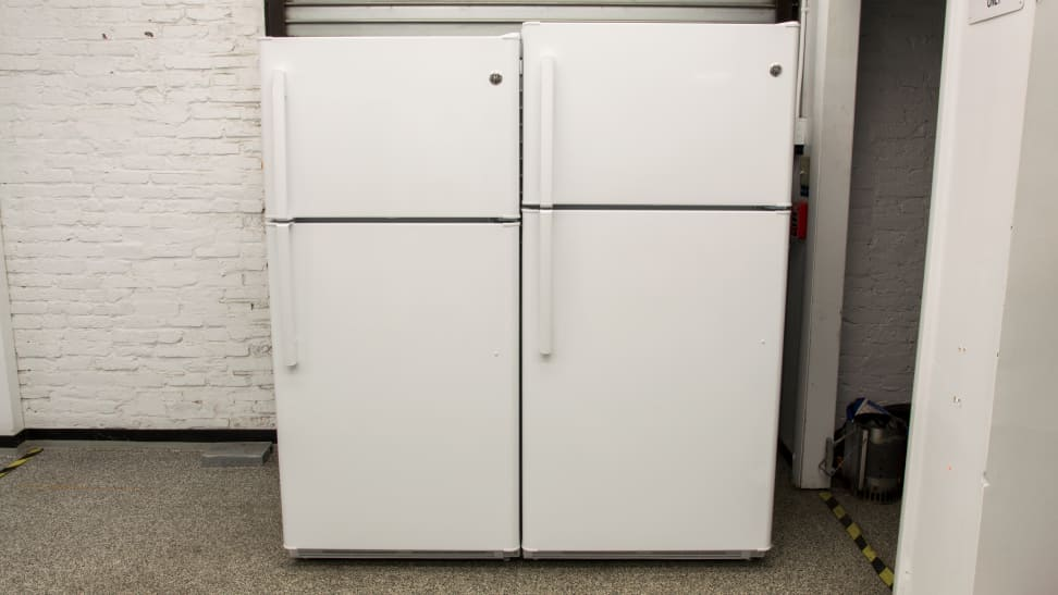 GE GTS21FGKWW and GTS18FGLWW Refrigerator Review