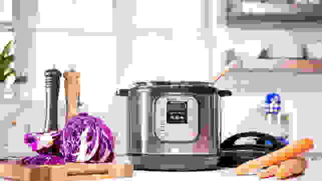 Instant Pot Duo 6 Qt 7-in-1 Pressure Cooker