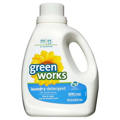 Product Image - Green Works Free & Clear Laundry Detergent