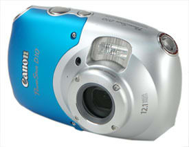 Product Image - Canon  PowerShot D10