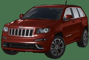 Product Image - 2013 Jeep Grand Cherokee SRT8