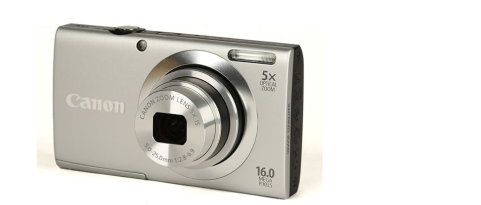 Product Image - Canon  PowerShot A2400 IS