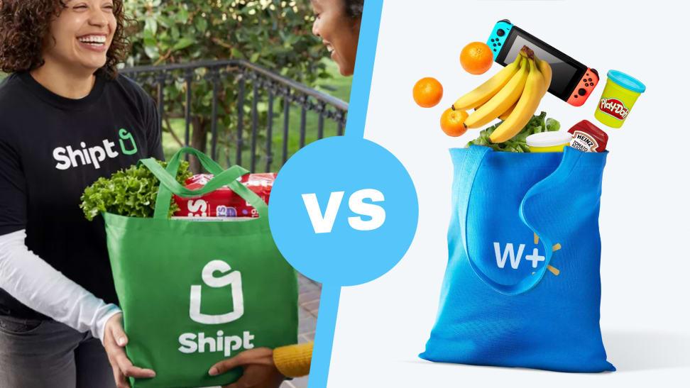 Walmart Plus vs Shipt