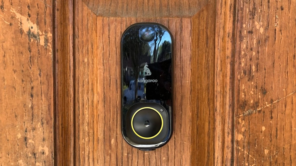 Kangaroo Doorbell Camera