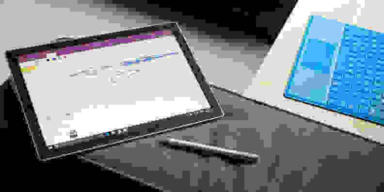 Microsoft Surface Pro 4 Freestyle Use
