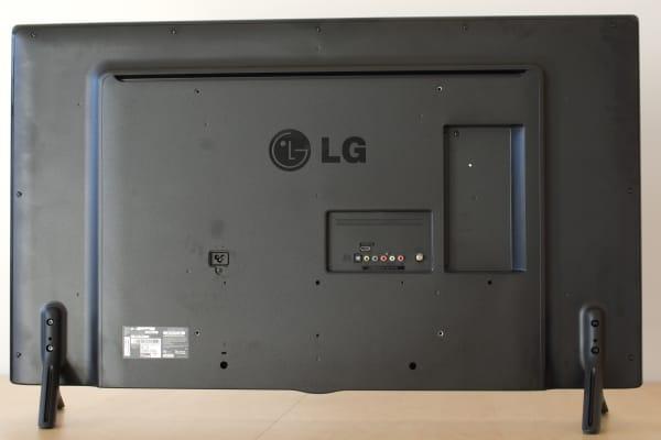 LG 47LB6000 back