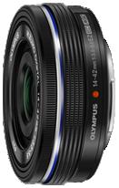 Product Image - Olympus M.Zuiko ED 14-42mm f/3.5-5.6 EZ