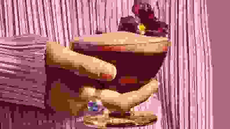 floral beverages