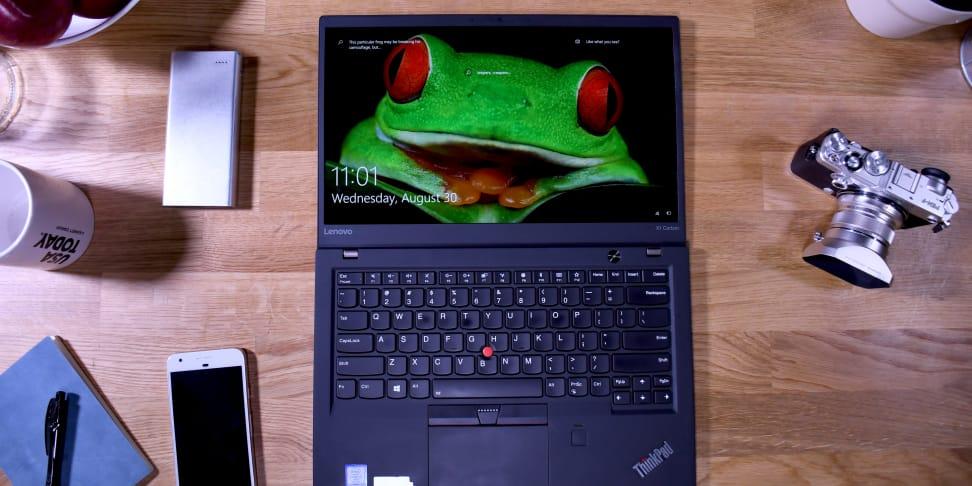 Lenovo X1 Carbon Flat