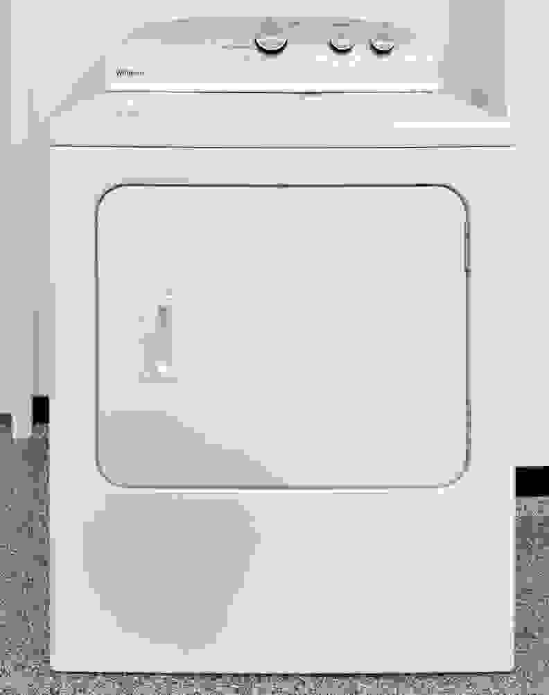 Whirlpool WED4815EW Front