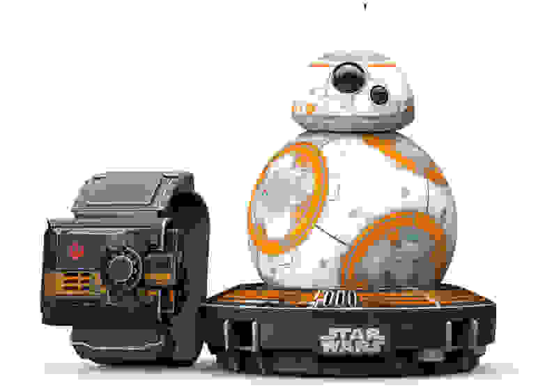 BB-8 Sphero and Force Band