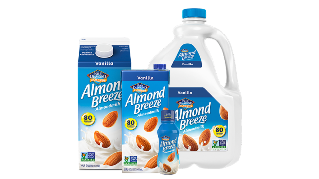 Vanilla Almond Breeze Recall