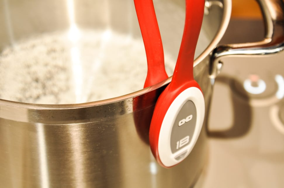 GE's Monogram induction cooktop