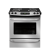 Frigidaire ffes3015ps 30 inch stainless steel slide in electric range