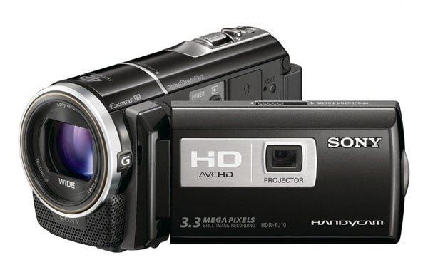 Product Image - Sony Handycam HDR-PJ10