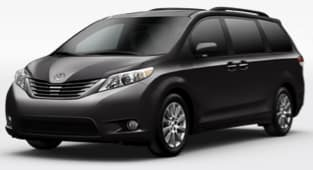 Product Image - 2012 Toyota Sienna Limited FWD