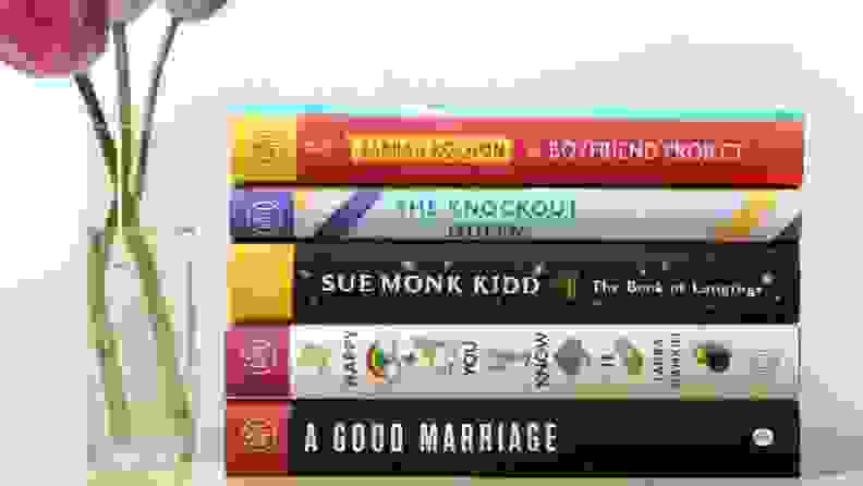 You'll get an exciting new book to read every month.