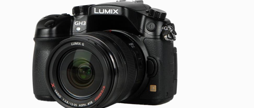 Product Image - Panasonic Lumix DMC-GH3