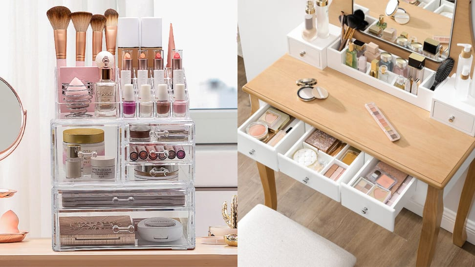 10 handy storage solutions to organize your beauty products