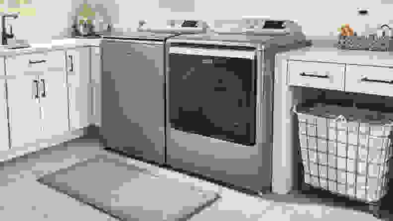 Maytag MED8230HC Dryer Hero