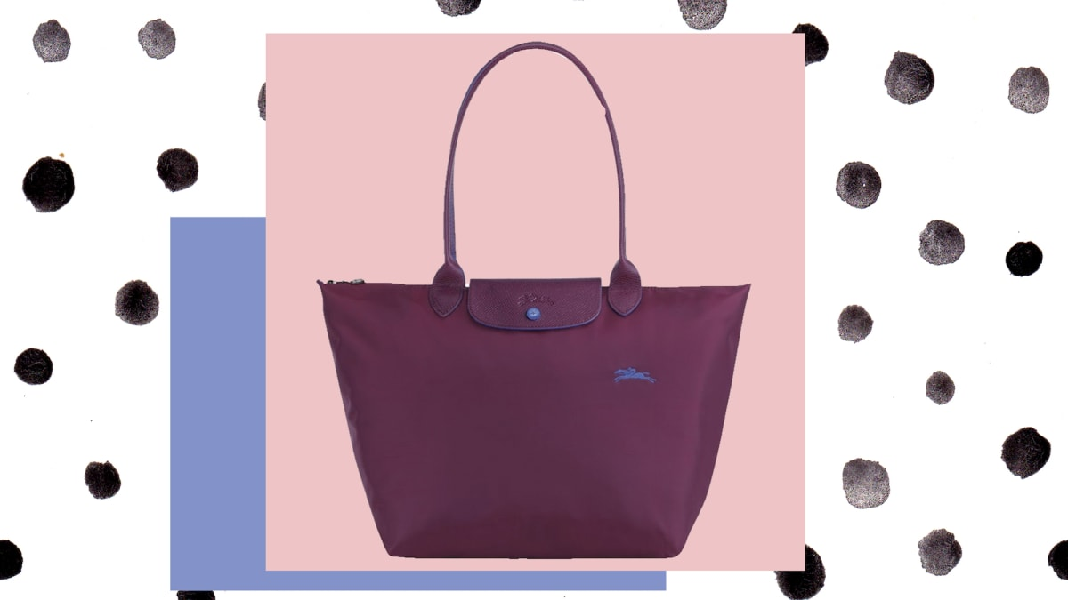 Longchamp Bag Get The Le Pliage Club Tote And More For 40 To 60 Off For Black Friday 2020 Reviewed Style