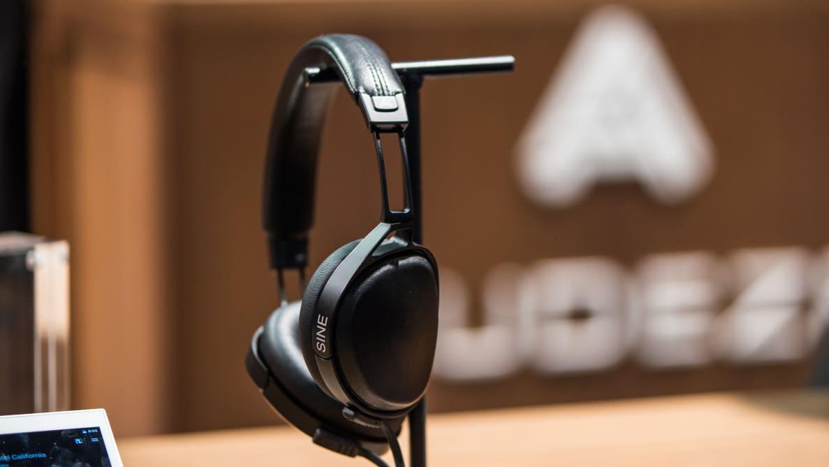 the Audeze Sine headphones