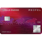 Product Image - Wells Fargo Propel American Express