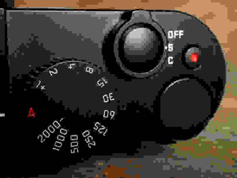 Top controls