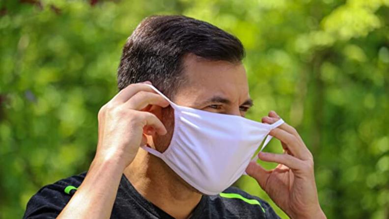 WD37U Reusable Cotton Face Mask