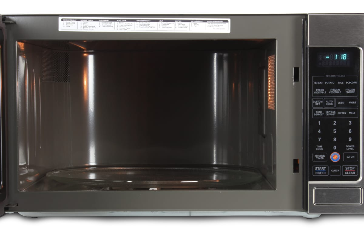 The Lg Lcrt2010st Has A Round Internal Cavity Which Makes For Easy Cleaning