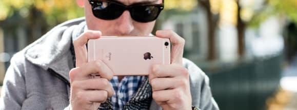 Iphone 6s camera hero