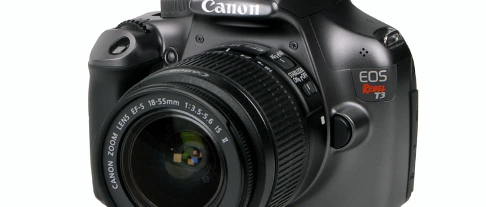Product Image - Canon EOS Rebel T3