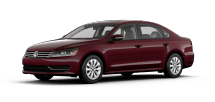 Product Image - 2013 Volkswagen Passat S with Appearance Pkg.