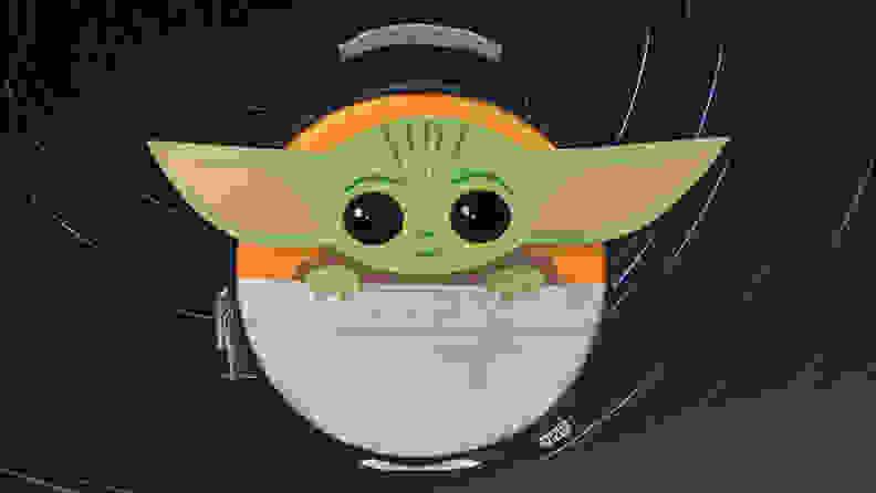 Baby Yoda lunchbox