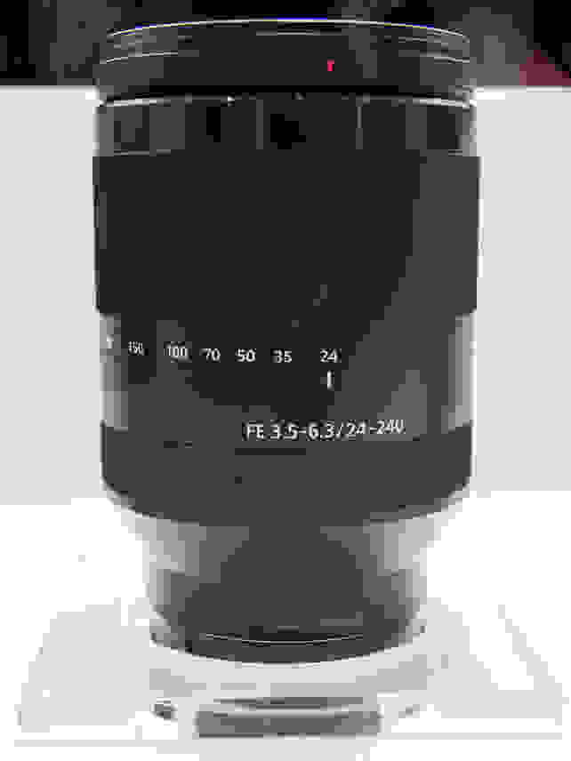 FE 24-240mm – Side View