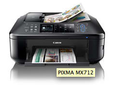 Product Image - Canon  PIXMA MX712
