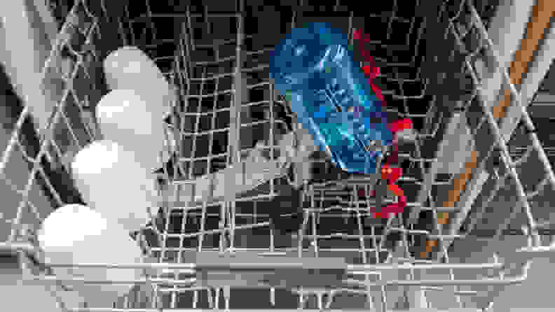 GE Profile PDP715SBNTS Dishwasher Review —