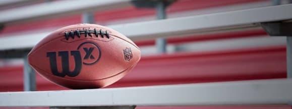 Wilson x smart football lead