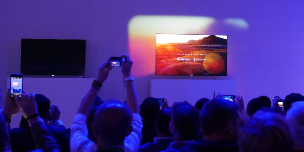 Philips IFA 2015 Press Conference Debuts Ambilux Television