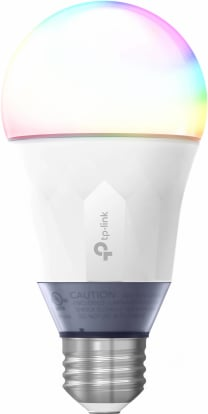 Product Image - TP-Link LB130 Smart Wi-Fi LED Bulb with Color Changing Hue