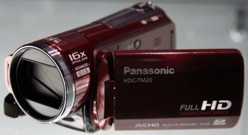 Product Image - Panasonic HDC-TM20