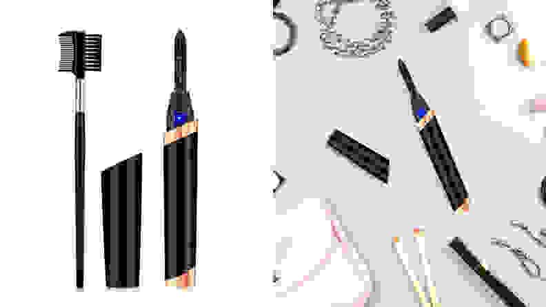 WU-MINGLU Heated Eyelash Curler