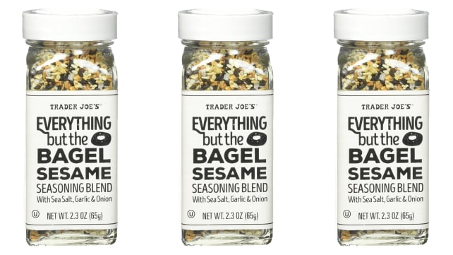 Trader Joe's Everything Bagel Seasoning