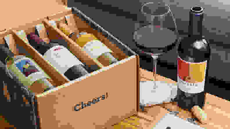 Wine Subscription Service Blue Apron