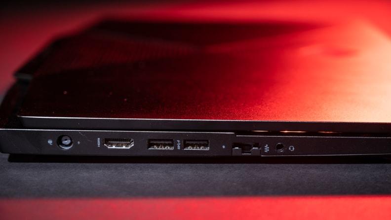 HP Omen X 2S  Ports