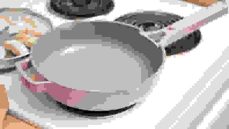 The ceramic nonstick coating