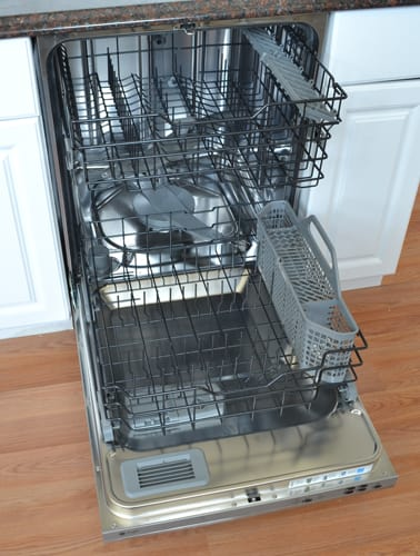 GE PDWT280VSS Review - Reviewed Dishwashers
