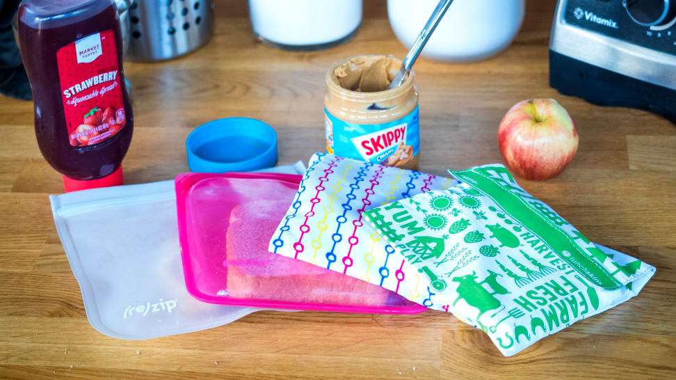 The Best Reusable Sandwich Bags of 2019 - Reviewed Home